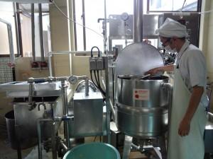 豆腐製造(工房けやき)